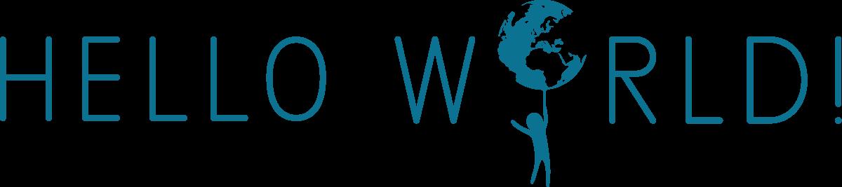 Hello World logotyp